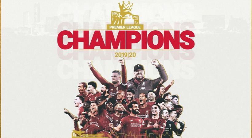 Liverpool 30 yıl sonra şampiyon!