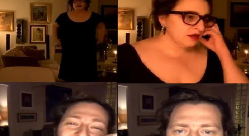 Esra Dermancıoğlu'ndan cinsellikle ilgili şok soru