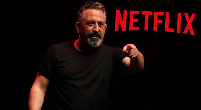 Cem Yılmaz ile Netflix Türkiye barıştı: Senin de işin zor
