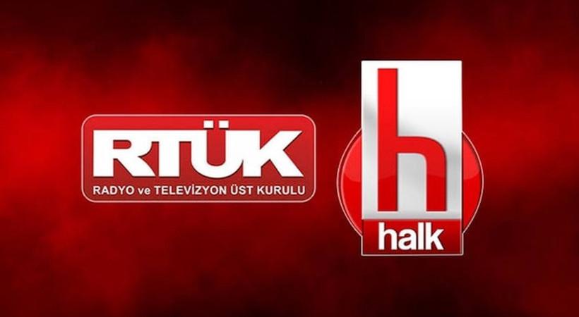 Halk TV'den RTÜK'ün açıklamasına sert tepki!