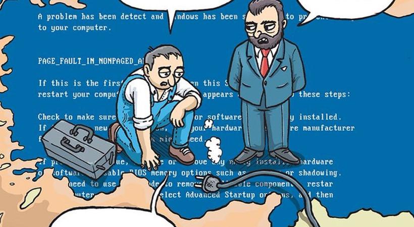 Uykusuz'dan Halk TV ve Tele1 kapağı: Fişini çekerek mi kapatıyorsunuz?