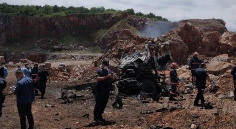 Sakarya'da 2'nci havai fişek patlaması: 3 şehit, 12 yaralı!