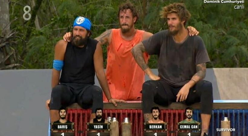 Survivor'da ilk! Dokunulmazlık oyununu kazanan...