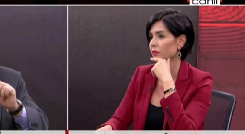 Halk TV'de yayın kesildi! Sunucudan açıklama