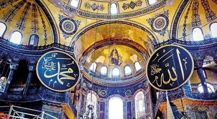 Din İşleri'nden flaş Ayasofya açıklaması!