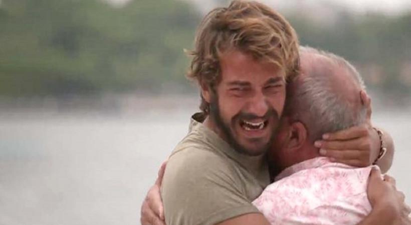 Survivor'da Cemal Can'ın babasından olay hareket