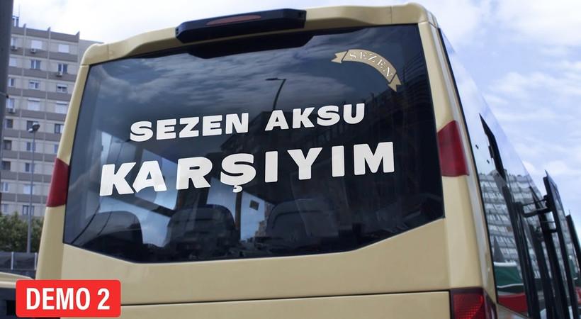 Sezen Aksu Karşıyım ile sosyal medyayı salladı!