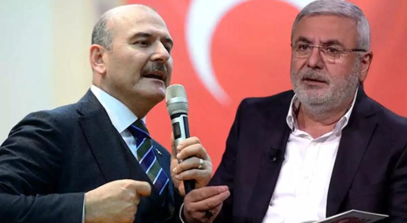 Tartışma alevleniyor! Süleyman Soylu'dan Mehmet Metiner'e ayetli gönderme