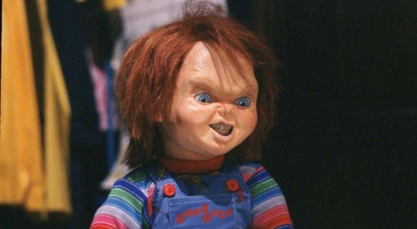 Chucky dizi oluyor!