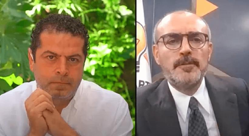 Cüneyt Özdemir'den Mahir Ünal'a Netflix yanıtı