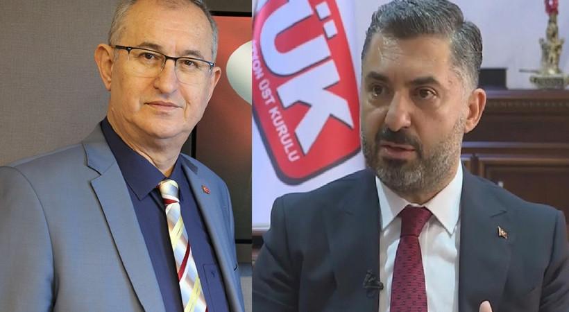 CHP, RTÜK Başkanı'nın maaşını açıkladı