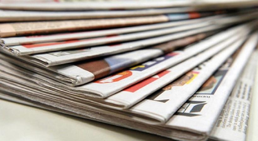 Gazete ve dergilerden kötü haber