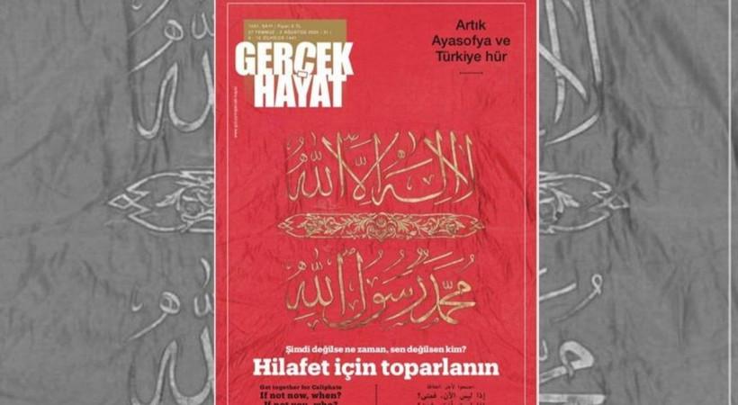 Albayrak Medya Grubu'nun dergisinden skandal çağrı