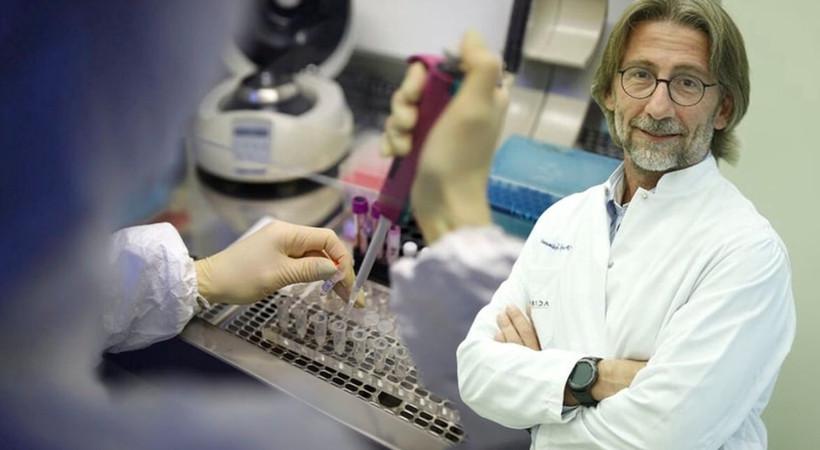 Ercüment Ovalı: 2 milyon doz aşı ürettik