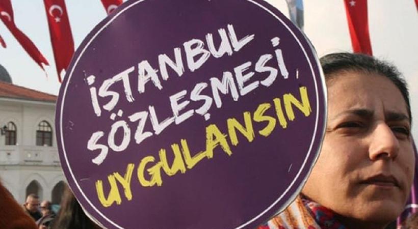 Gazetecilerden İstanbul Sözleşmesi uyarısı!