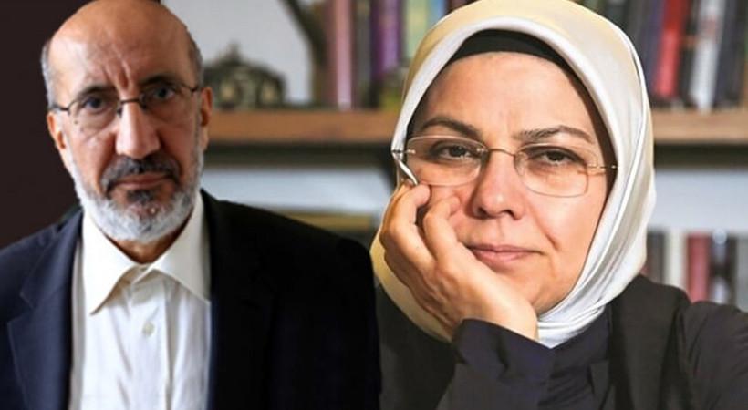 Akit yazarı Dilipak'a 'fahişe' tepkisi: Edep!