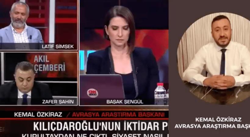 CNN Türk canlı yayınında gerginlik!