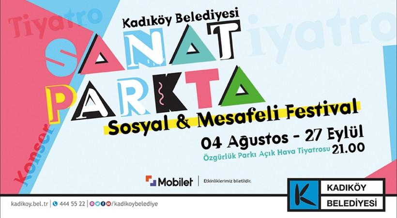 Sanat Parkta, Kadıköy'de başlıyor!