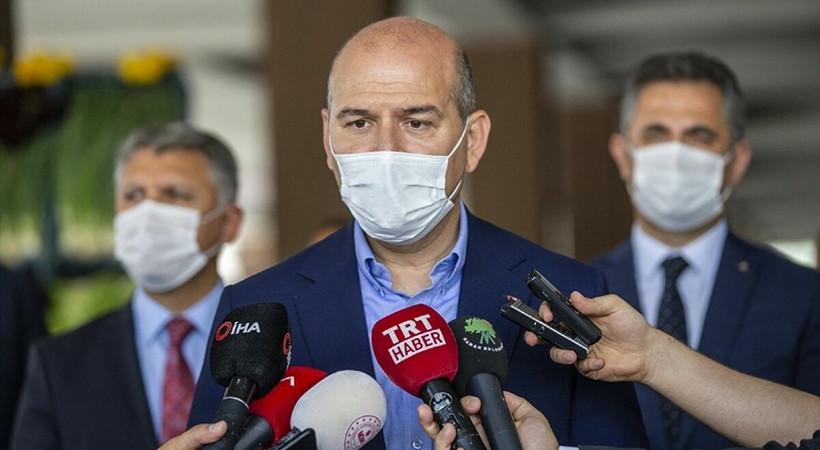 İçişleri Bakanı Soylu'dan flaş sokağa çıkma yasağı açıklaması!