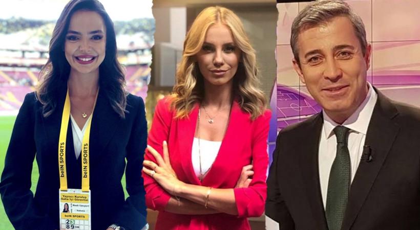 beIN Sports'un kadın sunucularından Şendil'e tepki
