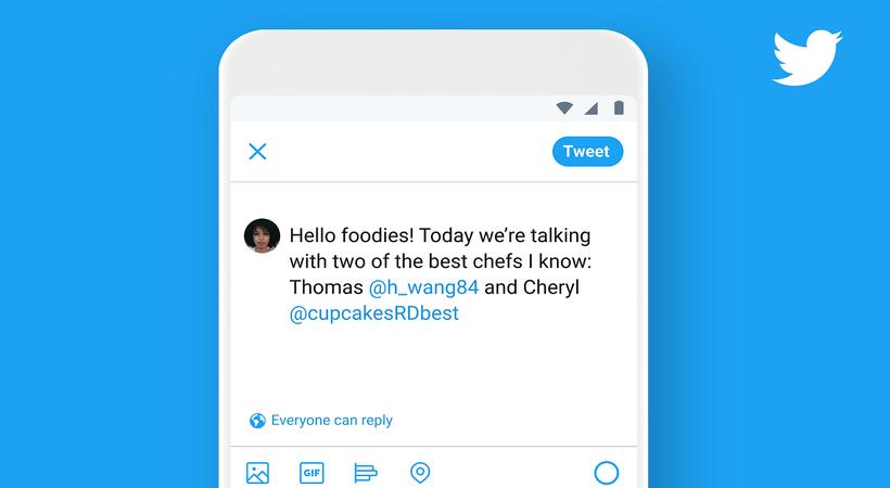 Twitter'a yeni özellik: Herkes cevap veremeyecek