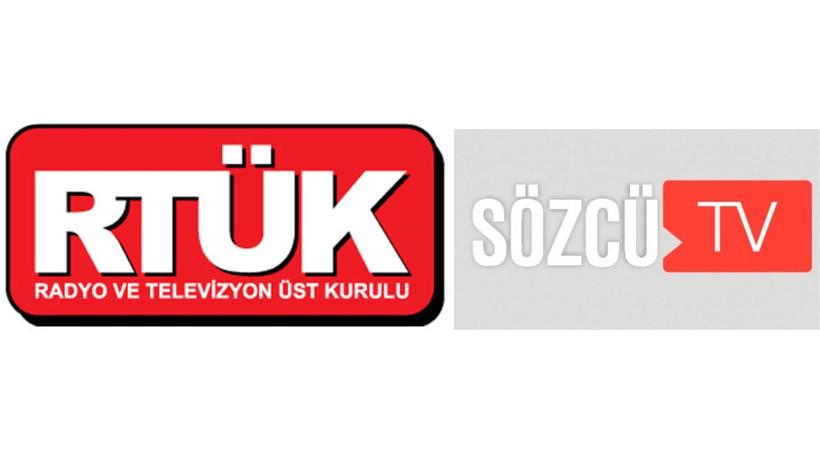 RTÜK'ten flaş Sözcü TV açıklaması!