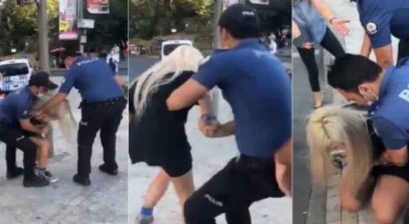 Maske gözaltısı sosyal medyayı sallamıştı... O polisler hakkında flaş karar!