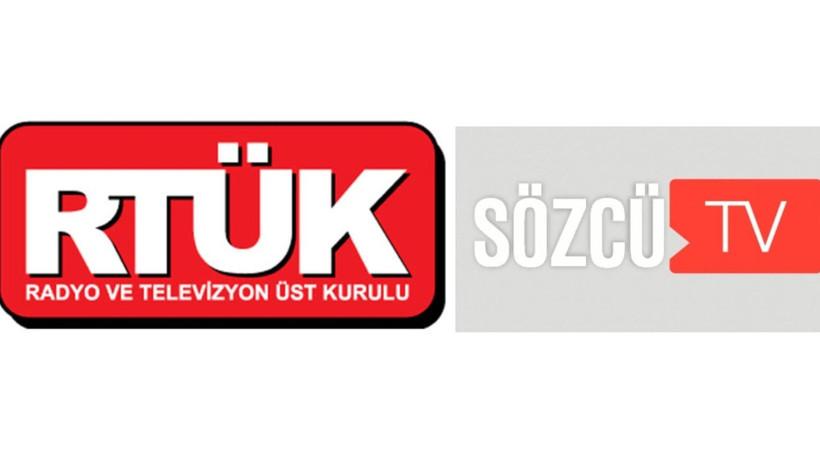 Sözcü TV yayına başlamadan RTÜK'ten ceza aldı!