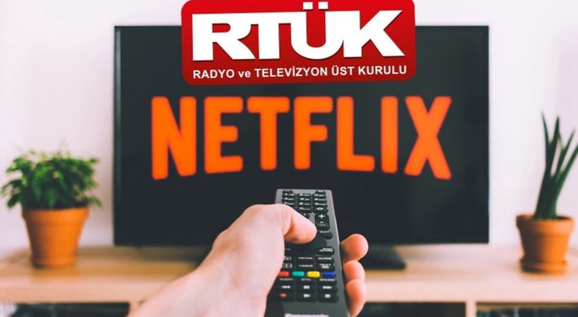 RTÜK'ten flaş Netflix açıklaması!