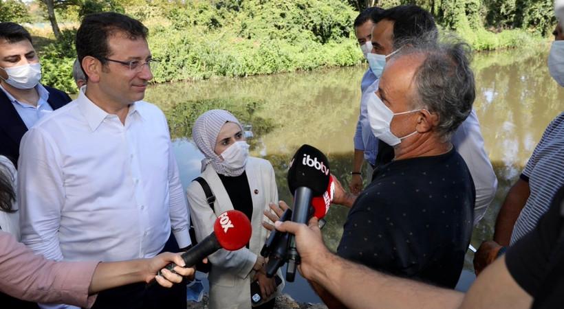 İmamoğlu'ndan Erdoğan'a 'çöp dağları' yanıtı