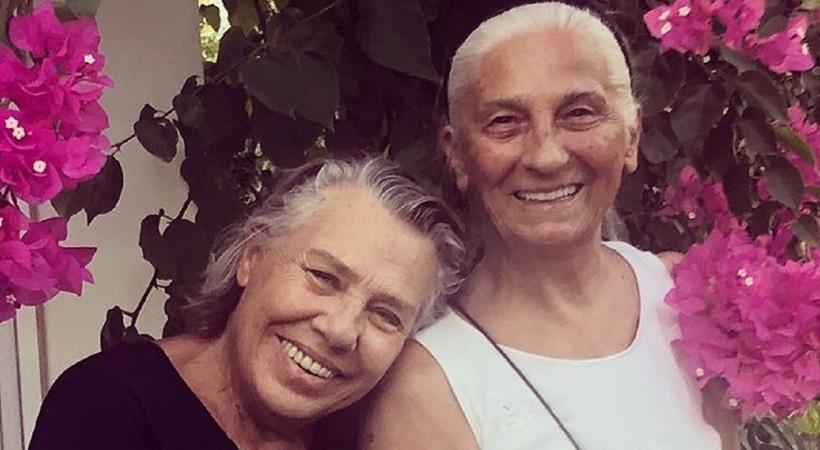 Usta oyuncuların 45 yıllık dostluğu