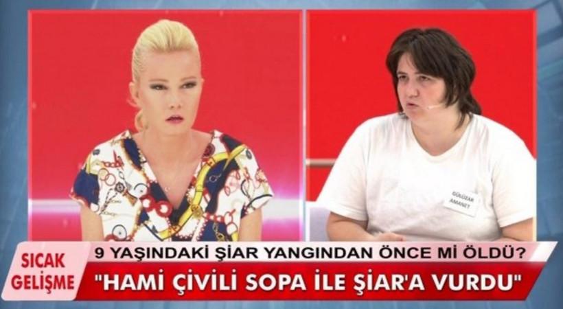 Gülüzar Amanet ve Hami Kıcı canlı yayında gözaltına alındı! Şiar Kılıç cinayete mi kurban gitti?