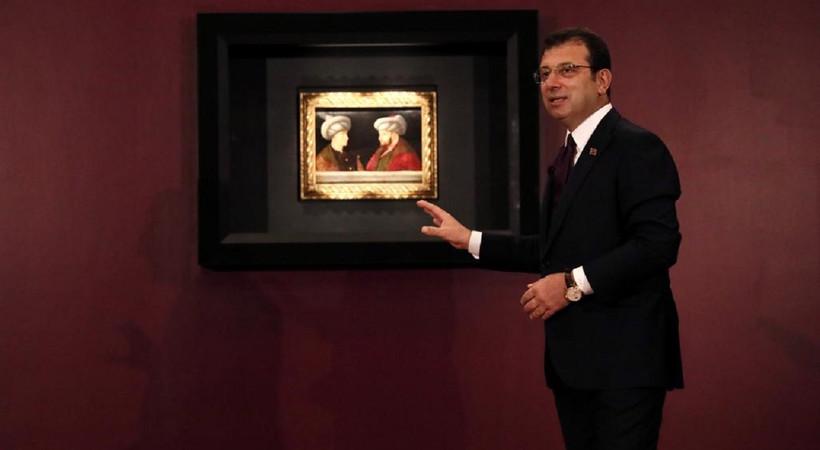 Fatih tablosu bu tarihte İstanbullularla buluşacak