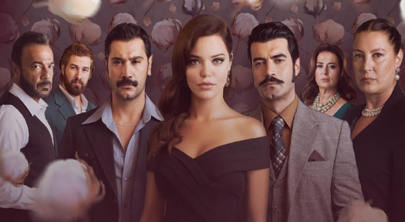 Bir Zamanlar Çukurova'nın 3. sezon afişi yayında