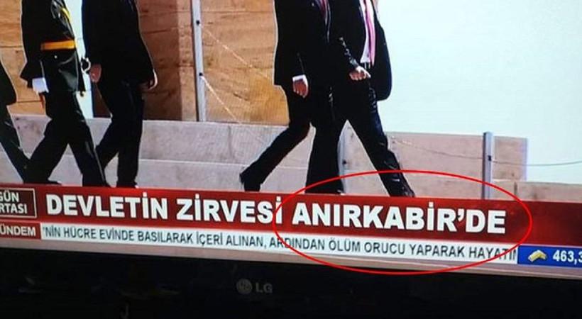 Akit TV hakkında suç duyurusu!