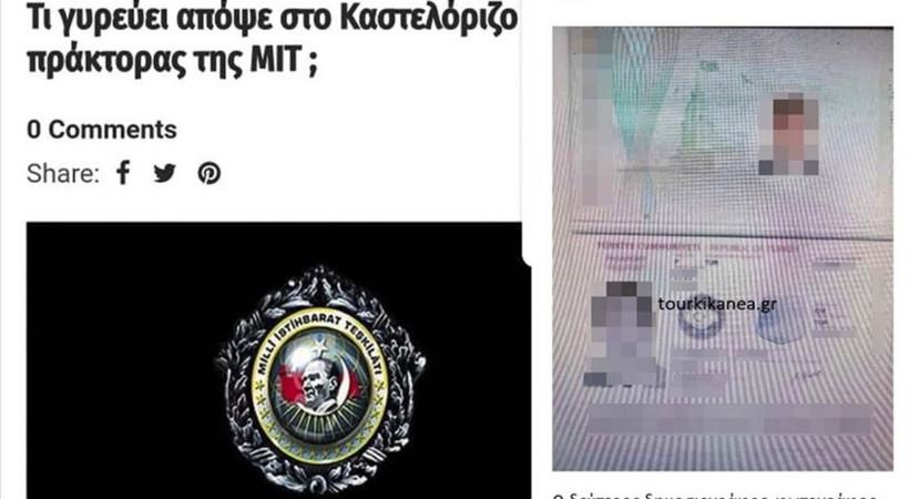 Yunanistan'ın Meis Adası'ndaki Anadolu Ajansı ekibine tehdit!