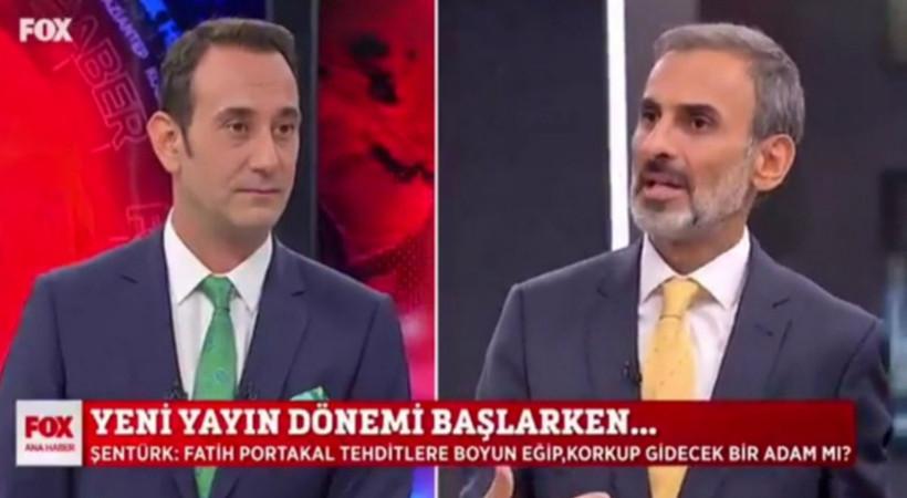 FOX Haber'in tepe isminden bomba açıklama: Fatih Portakal'ın ayrılığı...