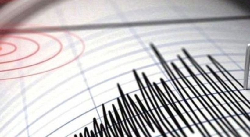 Marmara Denizi'nde 4.1 büyüklüğünde deprem! İstanbul'da da hissedildi