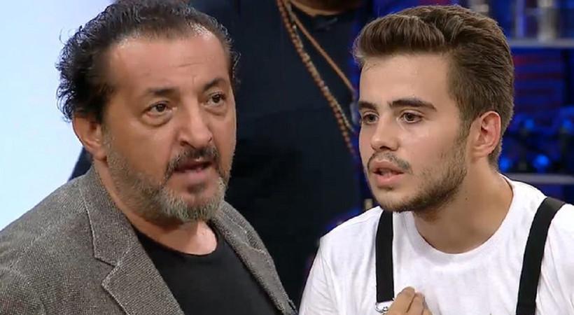 Mehmet Şef'ten azar yedi.. MasterChef'te gözyaşı!