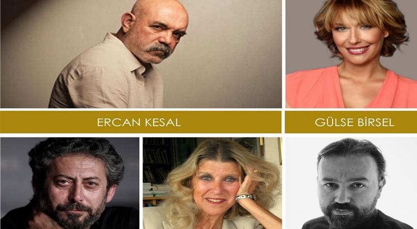 Altın Portakal'da jüri üyeleri belli oldu