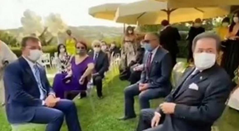 İmamoğlu'ndan Cavit Çağlar'a Olay TV esprisi: 'Bizim ortak olduğumuzu söylüyorlar...'