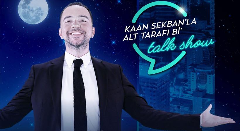 Kaan Sekban'la Alt Tarafı Bi' Talk Show ne zaman başlıyor?