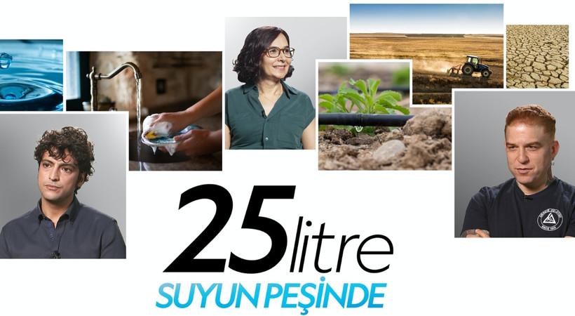 25 Litre: Suyun Peşinde belgeseli FOX'ta!