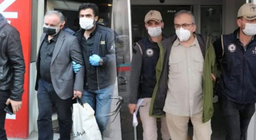 Ankara merkezli 7 ilde Kobani olayları operasyonu! Sırrı Süreyya Önder, Ayhan Bilgen gözaltında