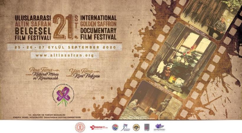 21. Uluslararası Altın Safran Belgesel Film Festivali başlıyor