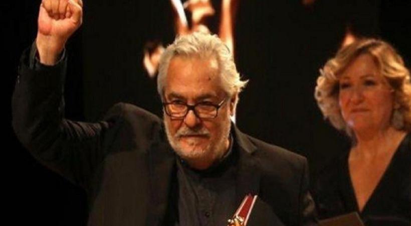Rutkay Aziz, Onur Ödülü'nü TTB'ye verdi