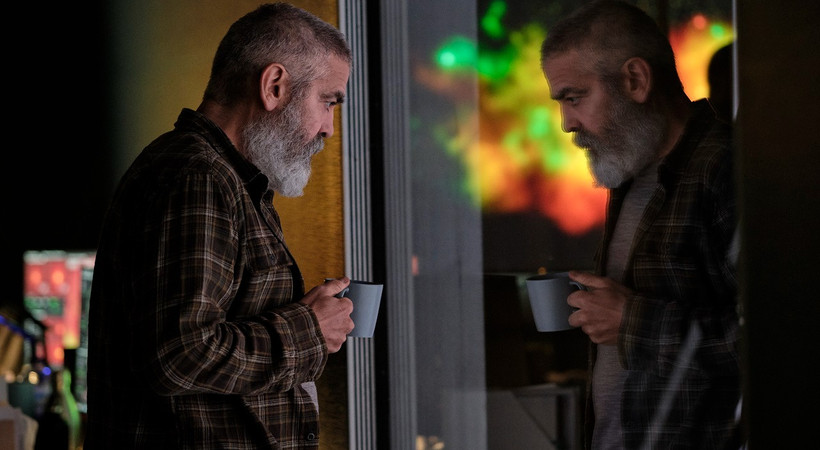 George Clooney hem yönetti hem oynadı
