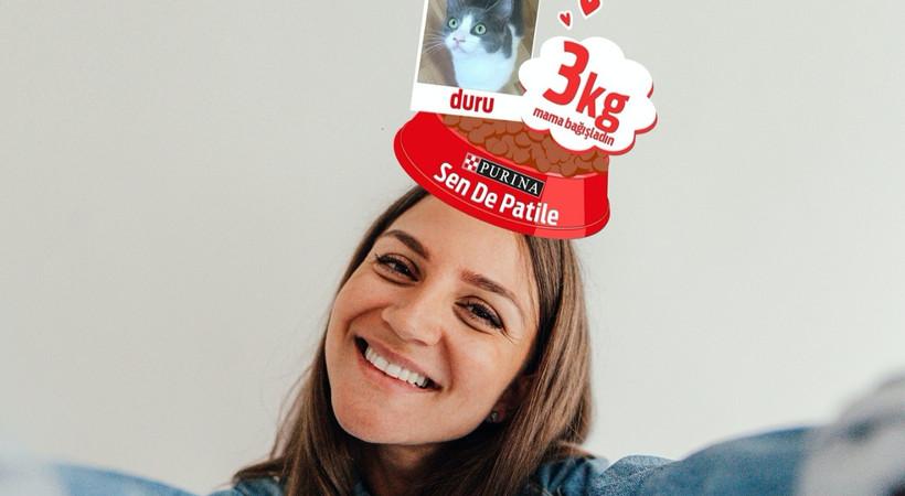 Nestlé Purina PetCare #SenDePatile kampanyasının 6. yılında barınaklardaki hayvanlara mama bağışında bulunuyor