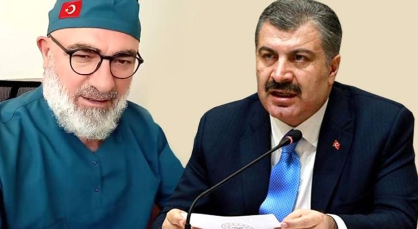 GATA Başhekim Yardımcısı Ali Edizer, tepki çeken sözleri sonrası görevden alındı!