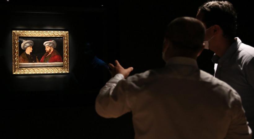 Fatih tablosu halka açıldı